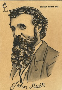 John Muir Painting